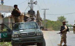 جنوبی وزیرستان میں دہشتگردوں سے فائرنگ کے تبادلے میں سپاہی شہید