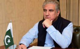 افغان سفیر پاکستان میں رہ کر تحقیقات میں تعاون کریں: شاہ محمود قریشی