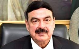 افغان سفیر کی بیٹی پر تشدد میں دو ٹیکسی ڈرائیور ملوث ہیں، شیخ رشید