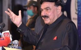 پاکستان میں صرف پی ٹی آئی اور پاک فوج قومی ہیں، شیخ رشید