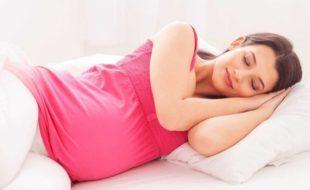 الٹی کروٹ پر سونے کے فوائد