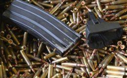 متنی سے پنجاب اسمگل ہونے والی اسلحے کی بھاری کھیپ پکڑی گئی