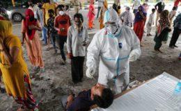 دنیا بھر میں گزشتہ 24 گھنٹوں کے دوران کورونا وائرس کیسز میں اضافہ