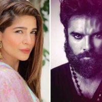 Ayesha Umar and Yasir Hussain