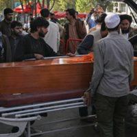 Kabul Airport Blasts Deaths