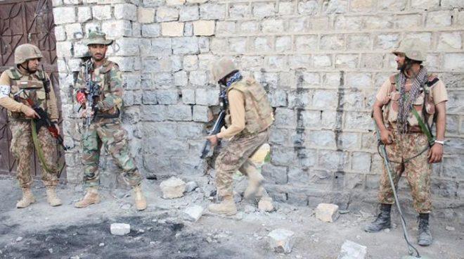 جنوبی وزیرستان میں سکیورٹی فورسز کا آپریشن، ایک دہشتگرد ہلاک