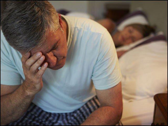 نیند کی خرابی سے ناگہانی موت کا خطرہ دگنا ہو جاتا ہے، تحقیق