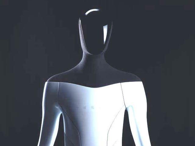 ٹیسلا کمپنی نے انسان نما اے آئی روبوٹ بنانے کا اعلان کردیا