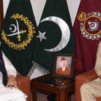 Abdul Qayyum Niazi and Qamar Javed Bajwa
