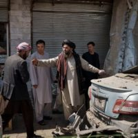 Afghanistan - Explosion