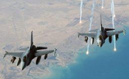 شام اور عراق کی سرحد پر ایرانی ملیشیاؤں کے ٹھکانوں پر بمباری، متعدد ہلاک