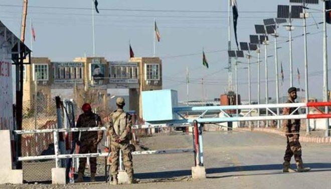 پاکستان نے چمن بارڈر کو آمدورفت کیلئے بند کر دیا