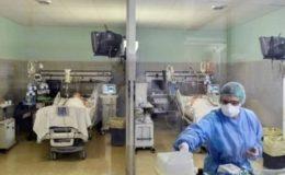 پاکستان میں کورونا سے اموات کی تعداد 27 ہزار سے تجاوز کر گئی