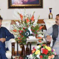 Imran Khan and Usman Bazdar