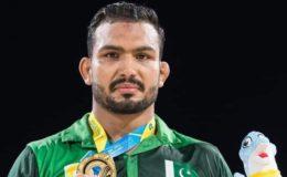 وزیر کھیل پنجاب کا انعام بٹ کیلئے 10 لاکھ روپے انعام کا اعلان