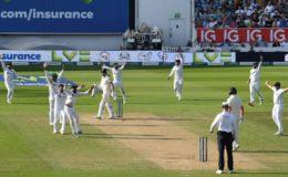بھارت نے انگلینڈ کو چوتھے ٹیسٹ میچ میں 157 رنز سے شکست دے دی