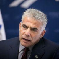 Israeli Foreign Minister