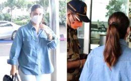 کرینہ کپور کو سیکیورٹی اہلکاروں نے ایئرپورٹ پر روک لیا