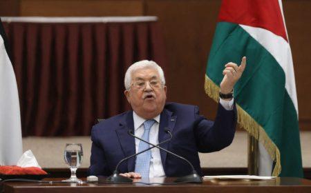 80 فی صد فلسطینی محمود عباس کے استعفے کے حامی