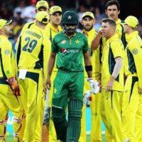 Pakistan and Australia