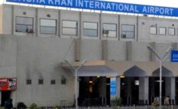 پشاور ایئرپورٹ پر بیرون ملک سے کورونا کے شکار مسافروں کی آمد میں اضافہ