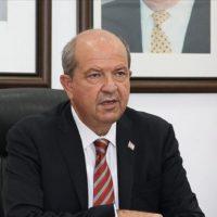 President Ersin Tatar