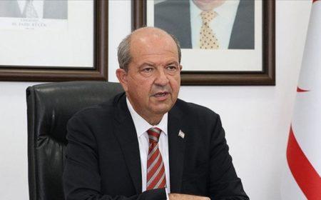 صدر ایردوان شمالی قبرصی ترک جمہوریہ کی آواز اور طاقت ہیں: صدر ایرسین تاتار