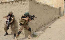 سکیورٹی فورسز کا شمالی وزیرستان میں آپریشن، ٹی ٹی پی کمانڈر ہلاک