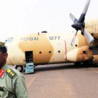 Sudan Plane Crashed