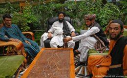 'طالبان کی کامیابی نے کشمیری جنگجوؤں میں امید پیدا کر دی ہے'