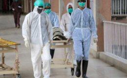 کورونا وبا؛ 24 گھنٹوں میں مزید 28 افراد جاں بحق
