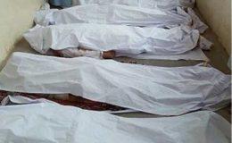 ہری پور میں باراتیوں کی گاڑی کو حادثہ، دولہے سمیت 4 افراد جاں بحق