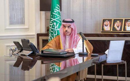 ایران سے مذاکرات میں پیشرفت ہوئی ہے، سعودی وزیر خارجہ