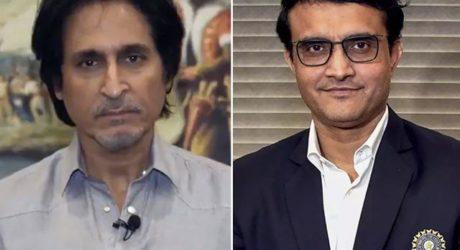 دبئی میں چیئرمین پی سی بی اور بھارتی کرکٹ بورڈ کے سربراہ کی ملاقات