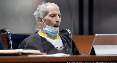 بہترین دوست کا قتل، رابرٹ ڈرسٹ کو عمر قید کی سزا
