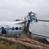 Russia Plane Crashed