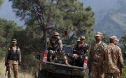 شمالی وزیرستان میں سیکیورٹی فورسز کے آپریشن میں دہشت گرد ہلاک
