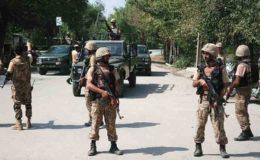 شمالی وزیرستان میں دہشتگردوں کا حملہ، سکیورٹی فورسز کے 5 جوان شہید